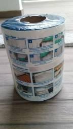 Fita multiuso adesiva viaflex 20cm com/10mts