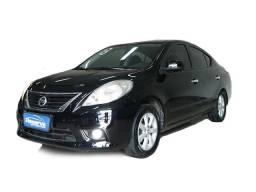 Nissan Versa 2013   1.6 SL 16V Flex 4P Completo   Manual - 2013
