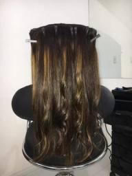 Vendo lindo mega hair