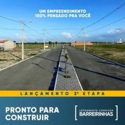 Lote em Barreirinhas / Parcelas a partir 300 reais