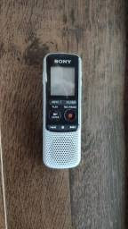 Mini Gravador De Voz Digital Sony Icd-bx112