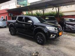 Único Dono Ainda Na Garantia Nissan Frontier 2018/2018 Se 4x4 Diesel Automática 2019 Ok - 2018