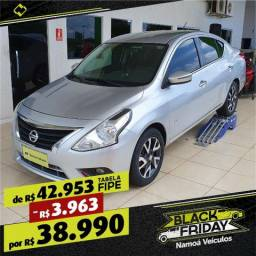 Nissan Versa 1.6 Unique - 2016 - 2016
