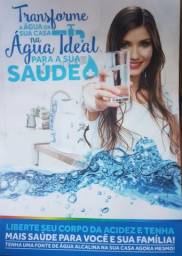 Purificador de Água Alcalina