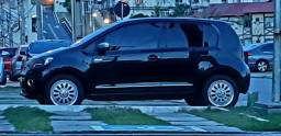 Vw Up Black 1.0 MPI 14/15, carro de mulher! - 2015