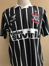 2 Camisas do Corinthians de 1995 originais da época 11d7a49ec956b