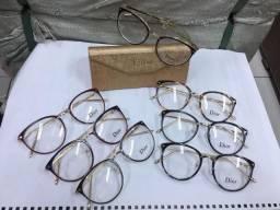 3625179f76a34 Óculos Atacado Armação Acetato Aste De Metal Unissex