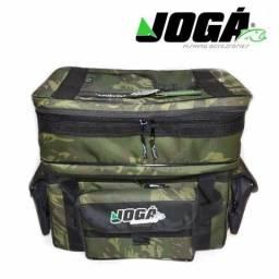 Bolsa de pesca apetrechos joga GG camuflada 6d76486d0a357