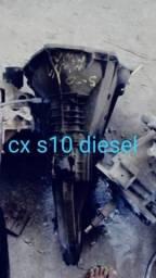 Caixa de marcha s10 diesel