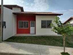 Ultimas unidades casas prontas 02 qts quintal garagem transporte na porta Vista Alegre SG