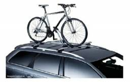 Transbike de Teto de carro para Rack de Barras para Transporte de Bike
