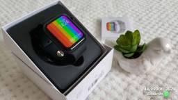 Smartwatch Iwo Pro W26 Tela Infinita