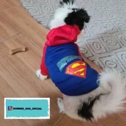 Casaco Superman - roupa cães