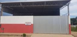 Galpão em Marataízes com 180 metros quadrados