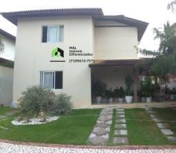 Casa 170m2, 3 Suítes, Condomínio Fechado, Av. Priscila Dutra - Villas do Atlântico