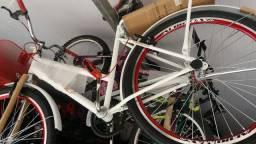 Vendo um bicicleta com 2 dias de uso