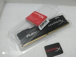 Memória DDR4 4gb Hyperx 2.400Mhz