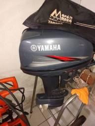 Vendo motor de Popa Yamaha 15