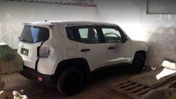 Jeep renegade sucata