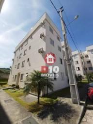Apartamento com 2 dormitórios à venda por R$ 145.000 - Presidente Vargas - Içara/SC