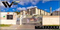 Apartamento à venda com 2 dormitórios em Santa cândida, Curitiba cod:w.a2840