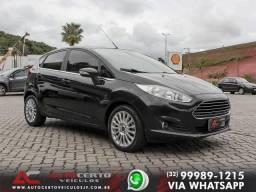 Ford Fiesta TIT.TIT.Plus 1.6 16V Flex Aut. 2014/2015