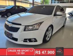 GM - Chevrolet CRUZE HB Sport LT 1.8 16V FlexP. 5p Aut 2013 Flex