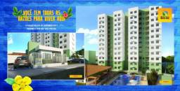 Apartamento à venda, Cond Porto Acqua Aracaju SE
