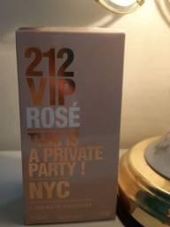 212 VIP  ROSÉ importado