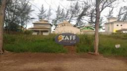 Terreno à venda, 360 m² por R$ 180.000,00 - Unamar - Cabo Frio/RJ