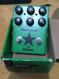 Pedal Blackstar LT Dual - troco e faço ML