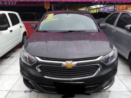 Chevrolet Cobalt LTZ 2018 Completo Ent: 10.000 48x 970,00