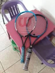1 par de raquete profissional Wilson