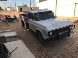 D10 carroceria de Madeira