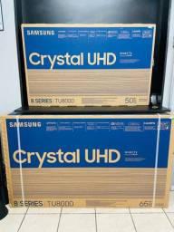 Tv Samsung crystal UHD::: Nova! 50 polegadas