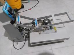 Máquina prensa térmica maquinatec 40x35