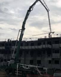 Bomba de concreto modelo LANÇA 36 metros