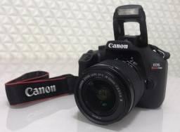 Canon Rebel T100 Wi-Fi - Câmera Digital Semiprofissional 18MP
