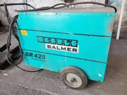 Retificador De Solda Balmer Br 425 425a Trifásico