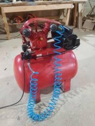 Vendo compressor Pressure 100litros 1600,00
