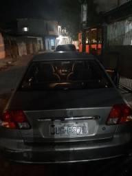 Honda Civic automático 1.7