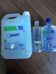 Álcool gel e outros produtos! *