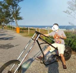 Bike Shopper exclusiva! 7 marchas e feita artesanalmente