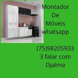 Montador de móveis whatsapp *
