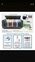 Bulk Ink Para Epson Xp214 Xp401 Xp204 - Luxo + Tinta Inktec