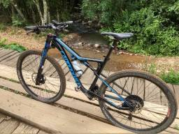 Bicicleta Cannondale scalpel
