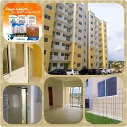Leve Castanheiras - apto 3 quartos com varanda e elevador