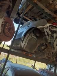 Sucata Nissan Livina 1.8 2011 automática
