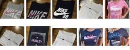 T-shirt aatacado