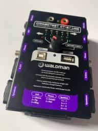 Vendo Testador De Cabos De Áudio Waldman